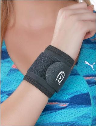 Picture of Wrist Wrap With Double Lock Universal