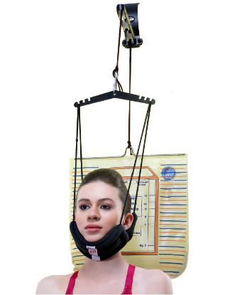 Picture of Cervical Traction Set Sitting Universal