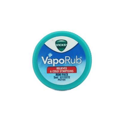 Picture of Vicks Vaporub 5ml