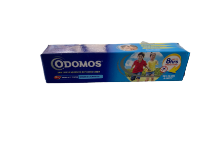 Picture of Dabur Odomos Naturals Non-Sticky Mosquito Repellent Cream - 50g