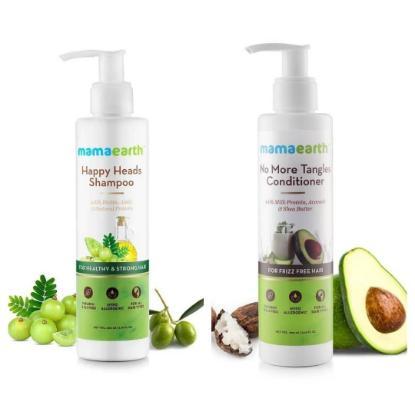 Picture of Mamaearth Combo Shampoo & Conditioner 200ml