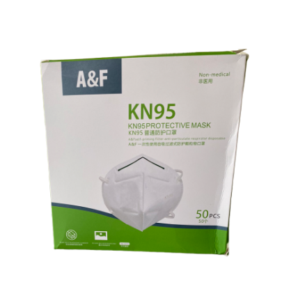 Picture of KN95  - Protective Mask - Pack of 50 pcs
