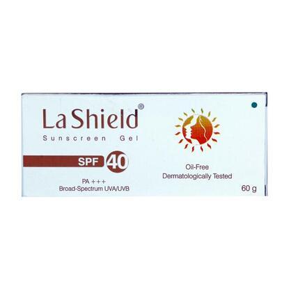 Picture of LA Shield Sunscreen SPF 40 Gel 60gm