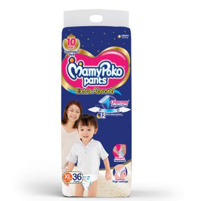 Picture of Mamy Poko Pants XL 36 Pack