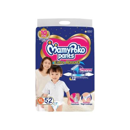 Picture of Mamy Poko Pants  XL 52 Pack