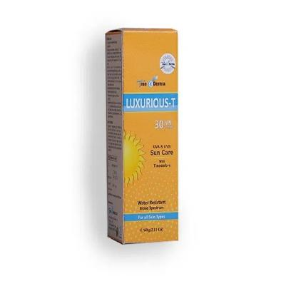 Picture of Luxurious T 30 SPF Gel