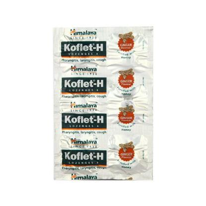 Picture of Himalaya Koflet-H Lozenges 6'S