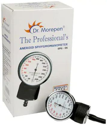 Picture of Dr. Morepen BP Sphygmomanometer SPG 06