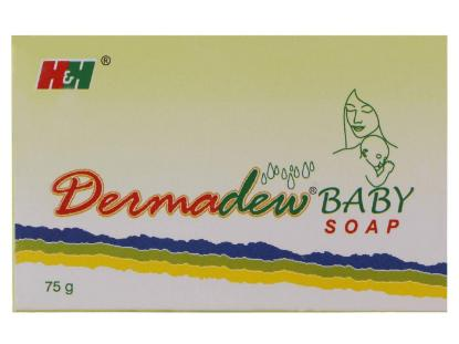 Picture of Derma Dew Baby Soap