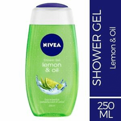 Picture of Nivea Shower Gel Lemon & Oil 250ml