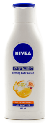 Picture of Nivea Extra White Firming Lotion 125ml