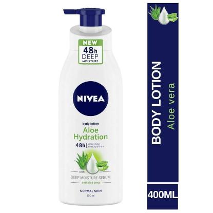 Picture of Nivea Aloe Vera Body Lotion 400ml