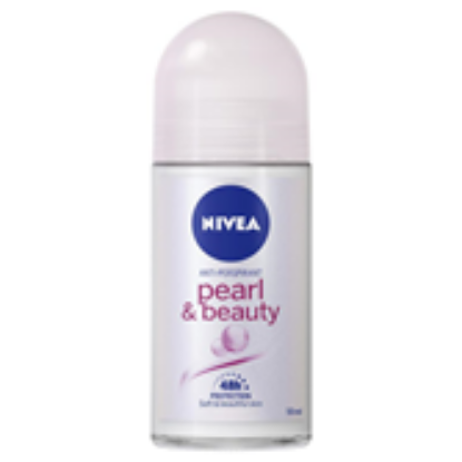 Picture of Nivea Deo Roll On Pearl & Beauty 50ml