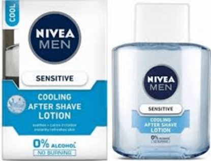 Picture of Nivea Aftershave Lotion Sensitive Cooling 100ml