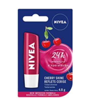 Picture of Nivea Lipcare Cherry 4.8gm