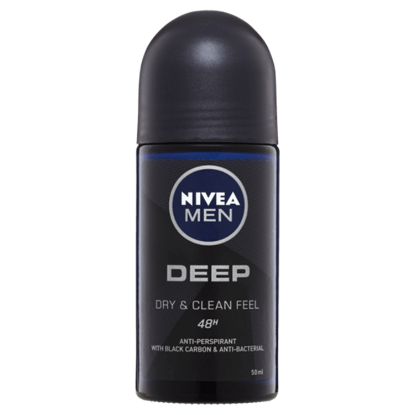 Picture of Nivea Deo Roll On Deep Male 50ml