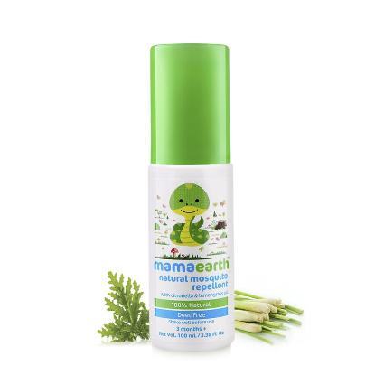 Picture of Mamaearth Natural Mosquito Repellent Spray, 100ml
