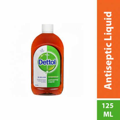 Picture of Dettol Antiseptic Liquid 125ML