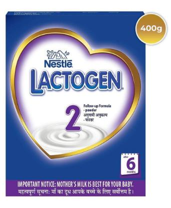 Picture of Lactogen 2 400gm