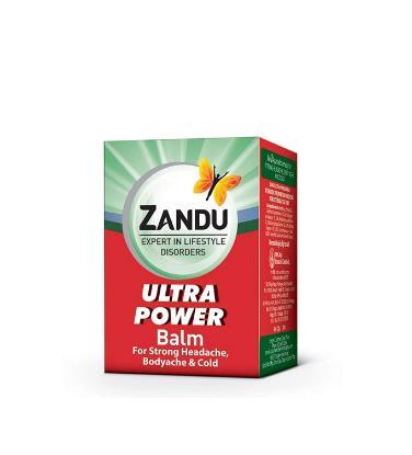 Picture of Zandu Balm Ultra Power Balm