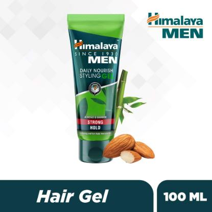 Picture of Himalaya Hair Styling Gel Strong Hold Daily Nourishment 100Ml