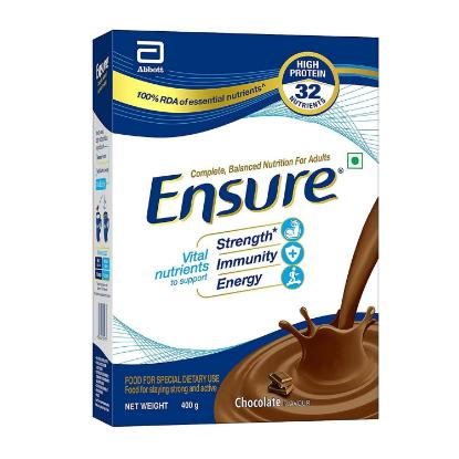 Picture of ENSURE - 400gm CHOCOLATE FLAVOR Refill pack