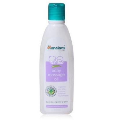 Picture of Himalaya Baby Massage Oil 200ML