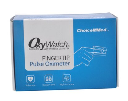 Show details for Oxywatch Pulse Oximeter