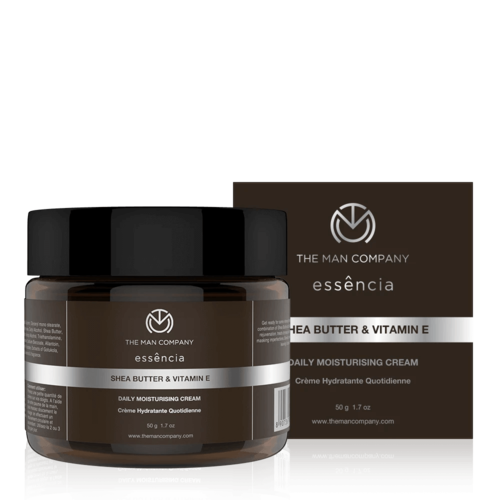 Picture of The Man Daily Moisturising Cream - Shea Butter And Vitamin E 50gm