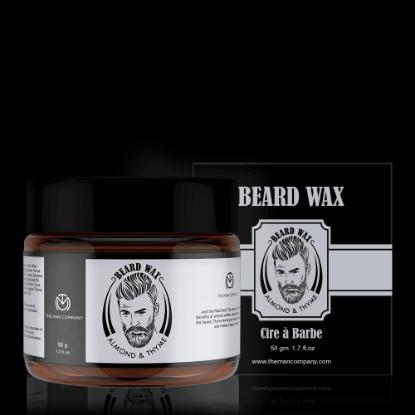Picture of The Man Beard Wax - Almond And Thyme 50gm