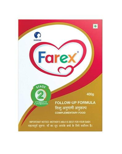Picture of Farex 2 Follow Up Formula Refill - 400 g