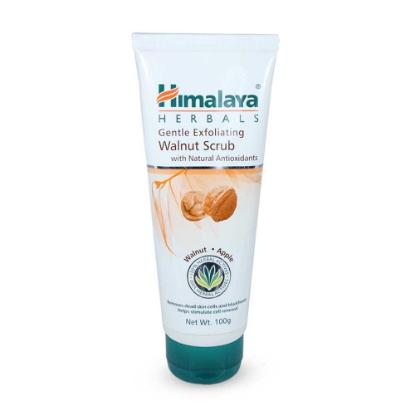 Picture of Himalaya Gentle Exfoliating Walnut Scrub 100gm
