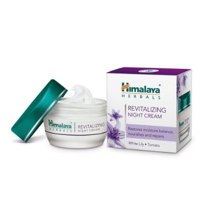 Picture of Himalaya Revitalizing Night Cream 50gm