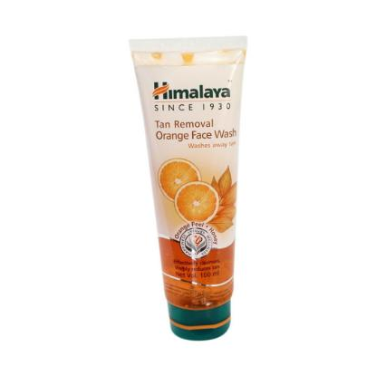 Picture of Himalaya Tan Removal Orange Face Wash 100ml