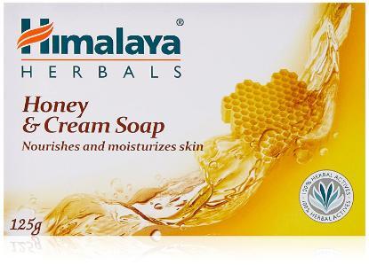Picture of Himalaya Honey & Cream Soap 125gm