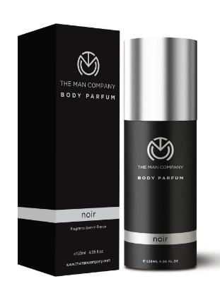 Picture of The Man Non Gas Deodorant - Noir 120ml
