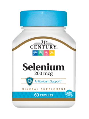 Picture of Selenium 200mcg