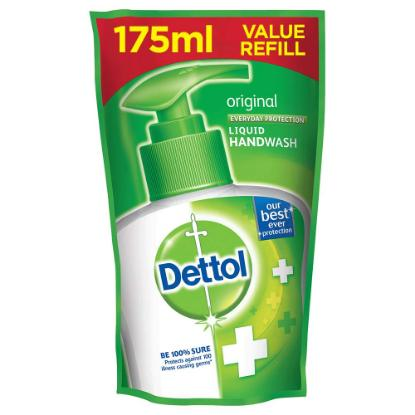 Picture of Dettol Orginal Liquid Soap Refill 175ml
