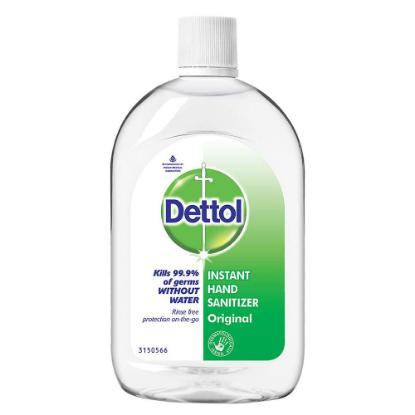 Picture of Dettol Sanitizer 500ml