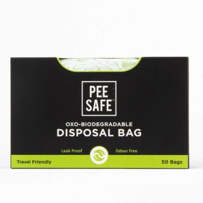 Picture of Pee Safe Oxo - Biodegradable Disposable Bags (Pack of 50 Bags)
