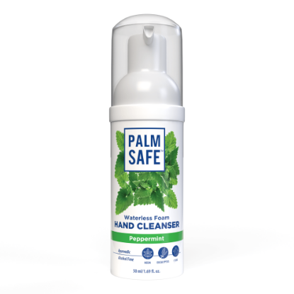 Picture of Palm Safe Ayurvedic Foam Based Alcohol-Free Cleanser 50 ml