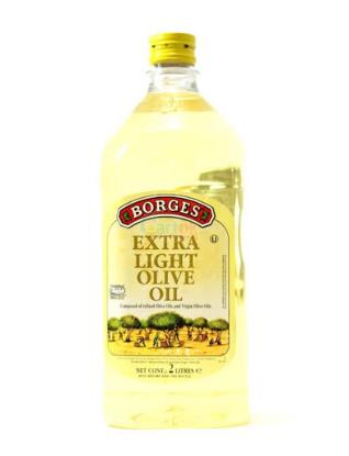 Picture of Borges Extra Light Olive Oil - 2Ltr
