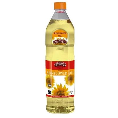 Picture of Borges Sunflower Oil 1ltr
