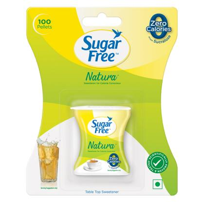 Picture of Sugar Free Natura 100 Tab 'Bottle