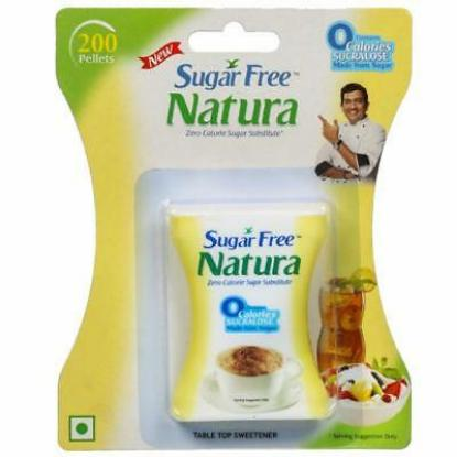 Picture of Sugar Free Natura 200 Tab 'Bottle