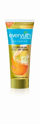 Picture of Everyuth Golden Glow Peel Off Mask 50gm