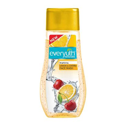 Picture of Everyuth Lemon &Cherry Face Wash 150gm + 10% Free