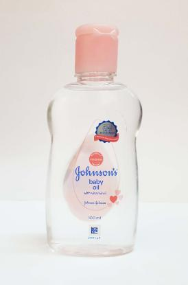Picture of Johnson & Johnson Baby Oil 100ml
