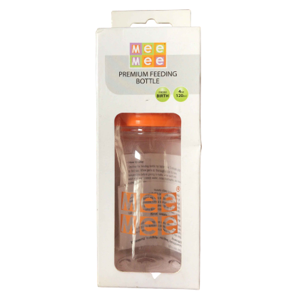 Picture of Mee Mee Premium Feeding Bottle 120 ml