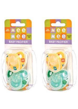 Picture of Mee Mee Pacifier Teats